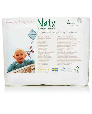ECO Pull On Pants Size 4 (8-15 Kg), 4 x Pack of 22 pcs (88 Nappies)