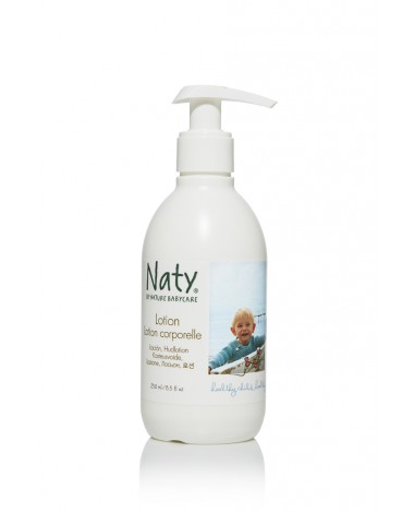 Naty by Nature Babycare 250 ml Eco Baby Lotion (Pack of 2)